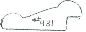 "7/8"" x 2-1/4"""