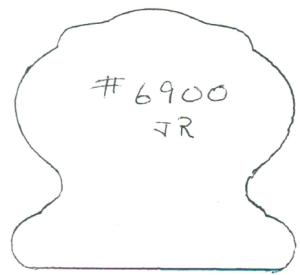 #6900 JR