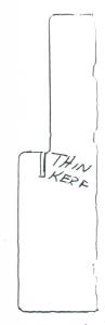 Thin Kerf