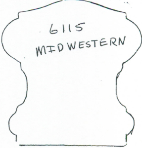 #6115 Midwestern