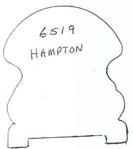 #6519 Hampton