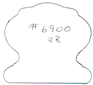 #6900JR